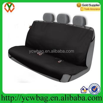 Rear Bench Car Seat Cover Protector Sofa