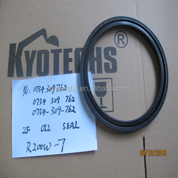 Zf Part No 0734-309-762 0734 309 762 0734309762 Oil Seal For R200w ...