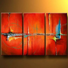 Abstract landscape painting classic rock 100%handmade classic decoration oil painting in canvas