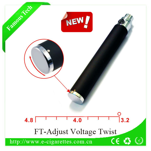 Hot selling ego twist 1300 mah battery e cigarette distributor