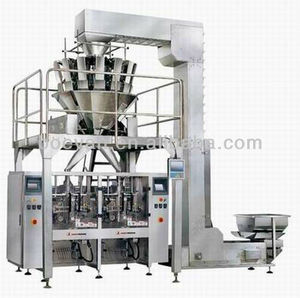 Turn-Key chips, pulses, cereals packaging machine solution BVL-520