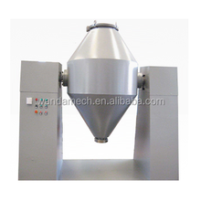 Double Cone Rotary Vacuum Dryer Arsenic Powder Drying Equipment