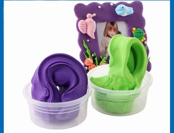 educational air dry clay super light clay toy modeling diy polymer