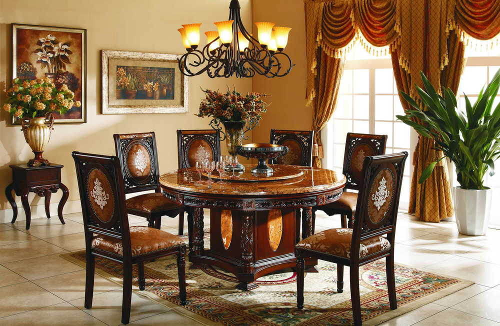 Luxury Dining Room Furniture Made In China Buy Dining