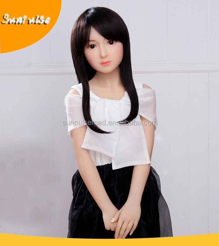2017 New 130Cm Hot Chinese Girl Women Tpe Silicone Doll Metal Skeleton Love Sex Doll -9455