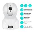 Hisecu Home Security 1080P Wifi Wireless IP Camera Baby Monitor Security Camera HD 2MP Wifi Night
