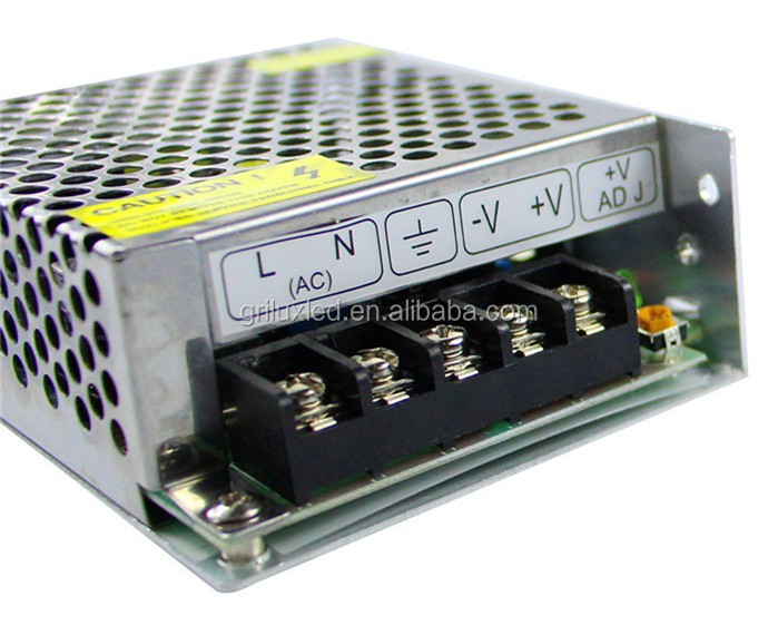 switch mode power supply 12v 5a power supply CE RoHS