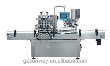 Autoamtic Liquid Filling and Screwing (Capping ) Machine Guangzhou