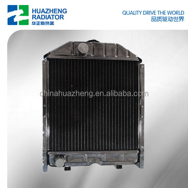Fiat & New Holland Agriculture Tractor Radiator