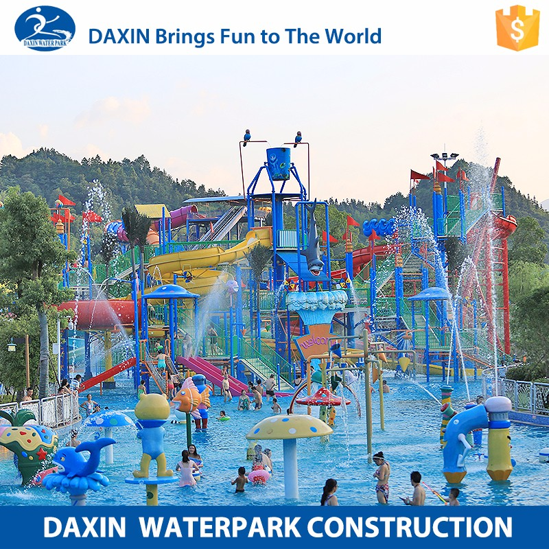 Daxin Kids Play Area Playground Indoor Kids Indoor Playground
