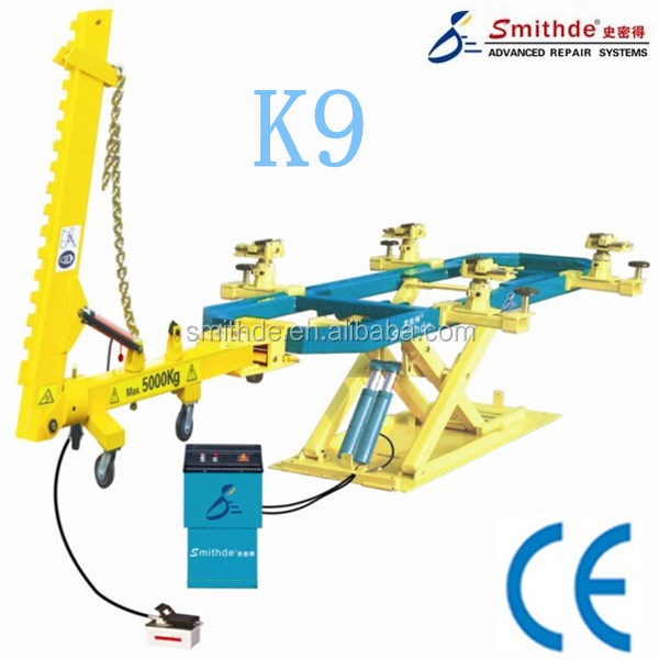 Superventas K9 auto portable plancha cuerpo marco con CE-Tratamiento ...