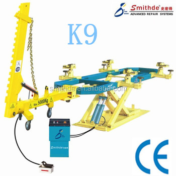 Best Selling K9 Portable Auto Body Straightener Frame Machine With ...