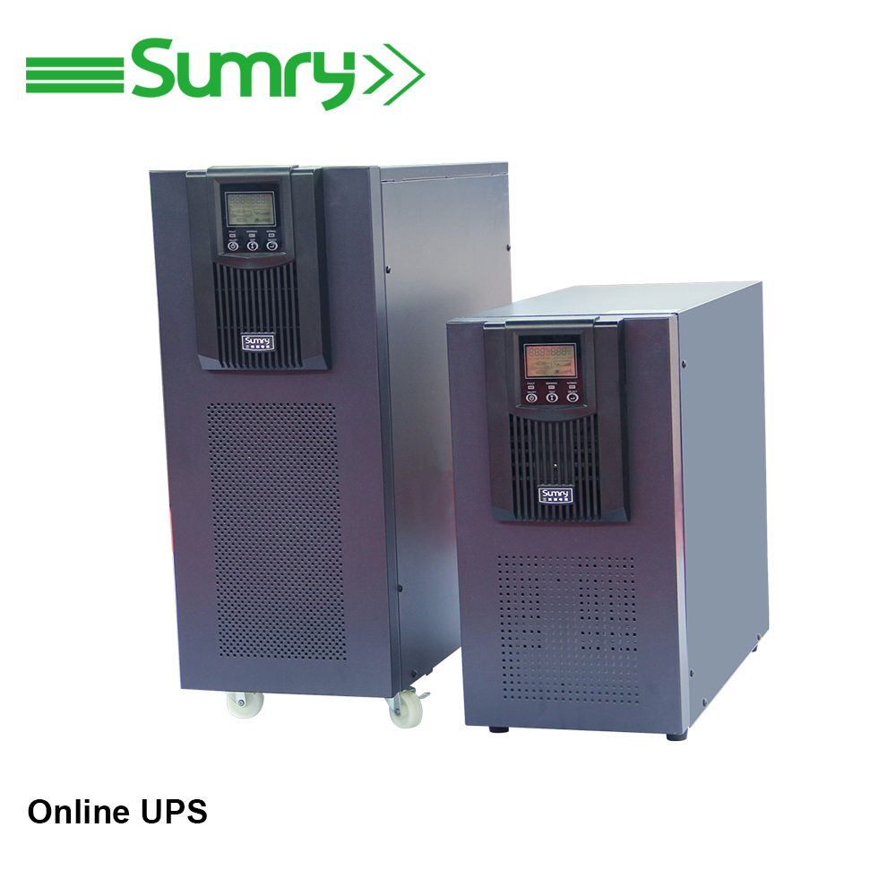 PON Pure Sine Wave Three Phase Online UPS 10 KVA