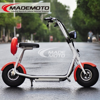 2 Wheel City Coco 20 Mph Electric Scooter 6 Inch