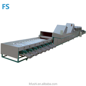 modern design vegetable washing and sorting machine with energy saving