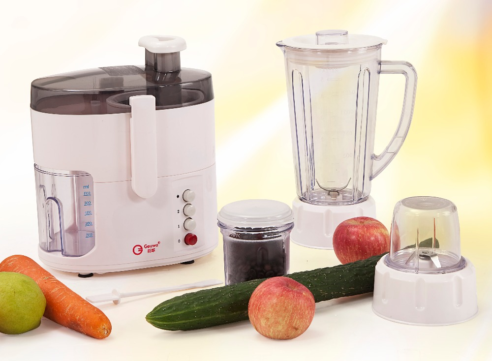 new electronic commercial juicer food processor J26A