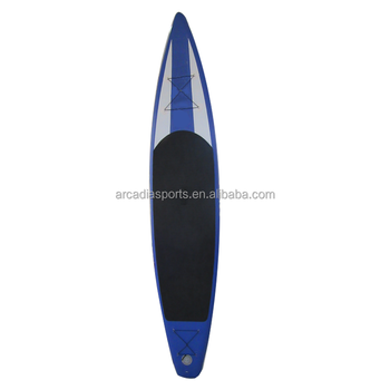 Wholesale Athletics Inflatable Stand Up Paddle Boards SUP Race Paddle Board