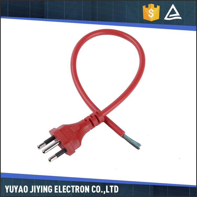 Hot sale professional supplier standard brazil power cord