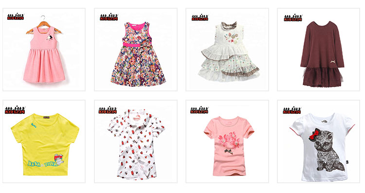 Manufacturer Supplier China cheap Selling Quality design kids flower girl child  dress