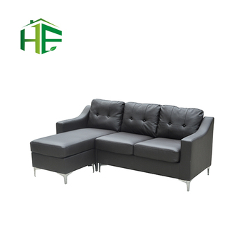 Supply Top Genuine Cheap Square Corner Black Leather Sectional Sofas - Buy  Sofa,Sectional Sofa,Modern Leather Sofa Product on Alibaba.com