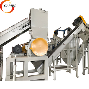 Pp pe waste plastic preservative film washing recycling drying line