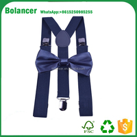2017 Mens Suspender and Bow Tie Set