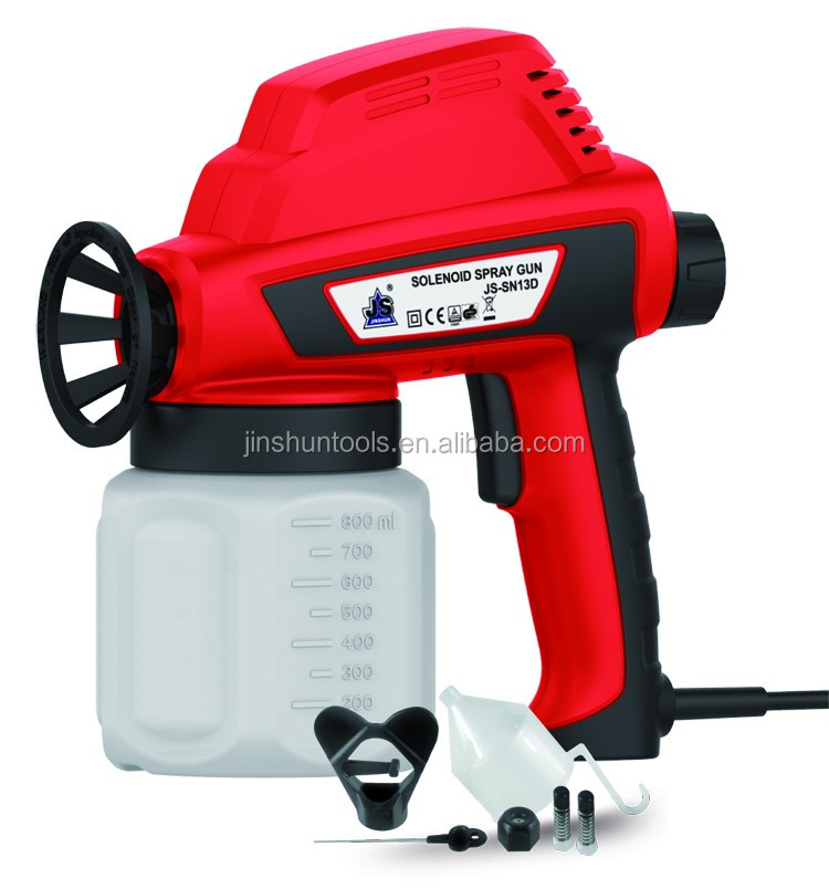 Electric Airless Wall Paint One Hand Spray Gun (110W JS-SN13D) from Jinshun