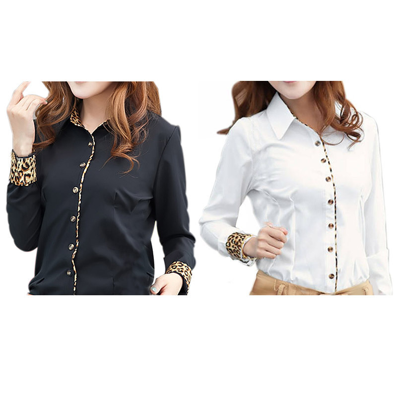2015 Spring New Blouses & Shirts Female Long Sleeve Cotton Blouse Women Casual Loose Tops Woman High Street Denim Shirt