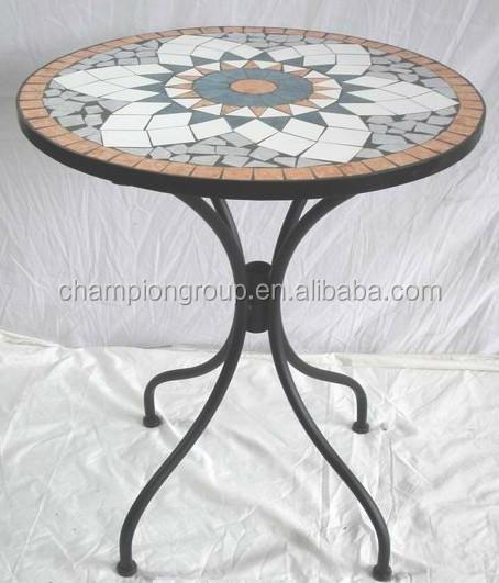 Pas Cher Jardin Table De Mosaïque Carreaux De Céramique Mosaïque ...