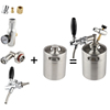 beer mini keg growler