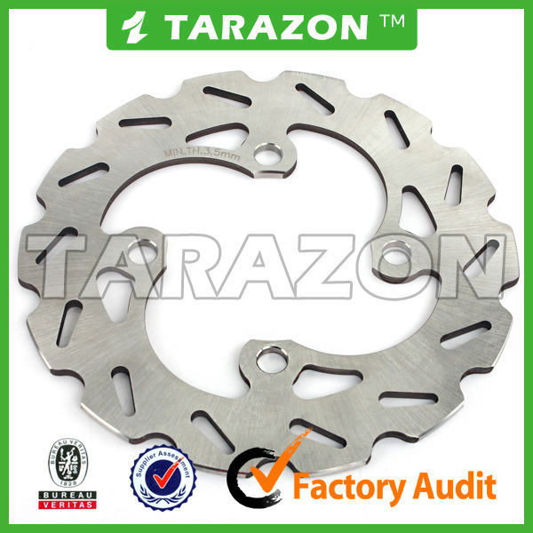 ATV front brake disc rotor for Kawasaki four-wheeler KVF 360