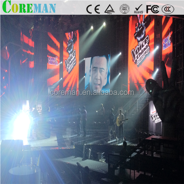 p3.9 led panel rental curtain led outdoor led screen p3