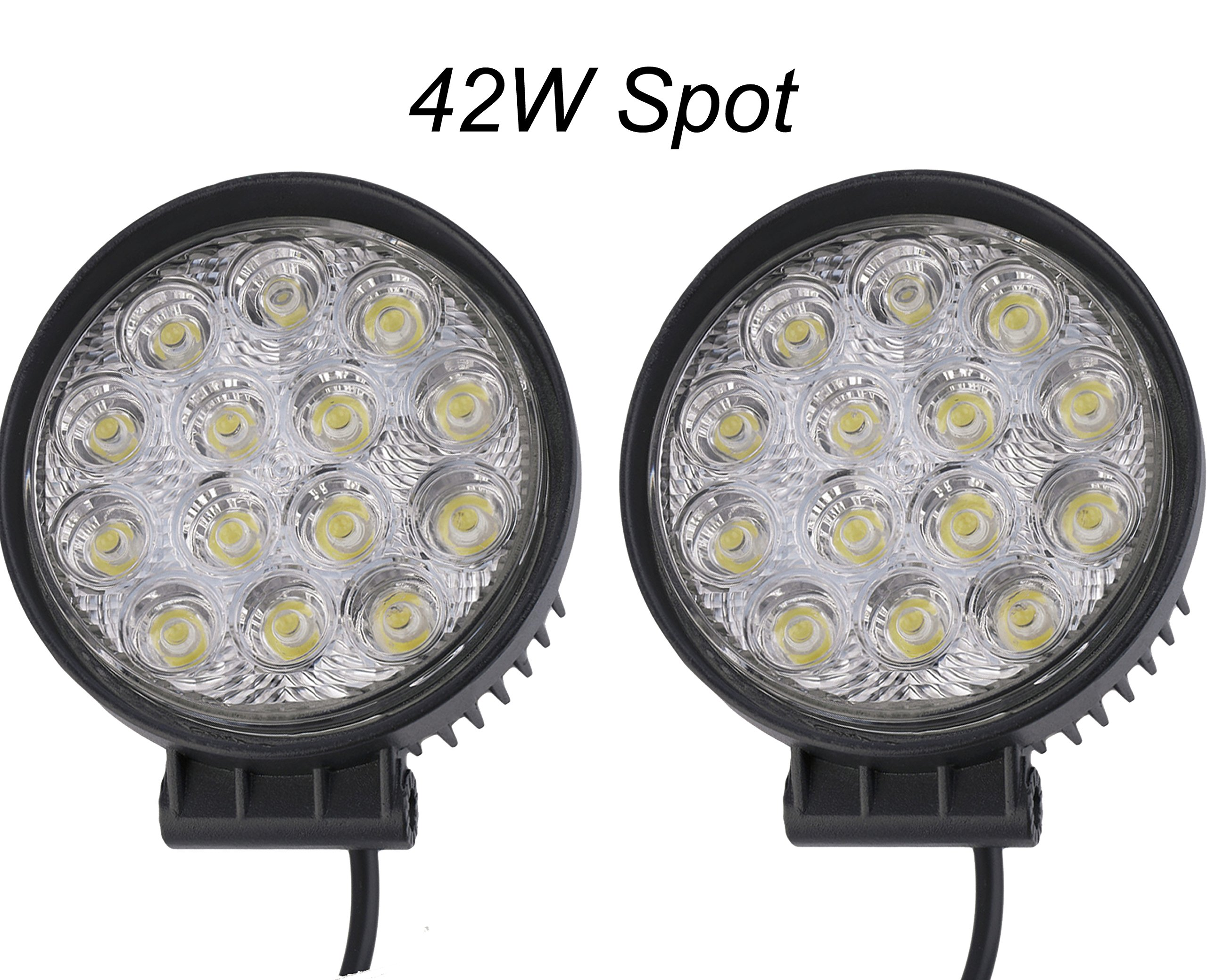 Find 4x4 Led Light Bar Deals 18 Adult Webcam Jobs Leg Wiring Harness Include Switch Kit Support 120w Get Quotations Ourbest Fog Work Lights For Trucks Driving Spot Beam Round 45