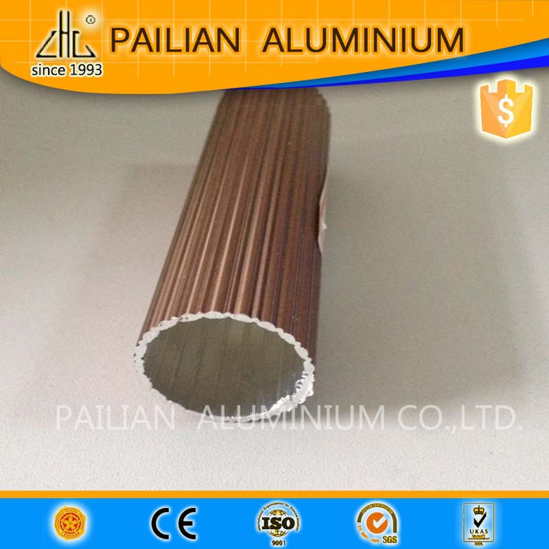 HOT!Foshan pailian single curtain track,double curtain track aluminium profile,aluminium white sliding curtain track profle