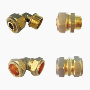 brass pipe fittings Lock pex fittings for tool brass turned parts aluminum PVC fittings