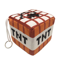 Minecraft Plush Toys Cotton Stuffed TNT Bomb cartoon toy collection For Child Kids gift wholesale Free