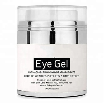 Eye Gel for Dark Circles Puffiness Wrinkles and Bags