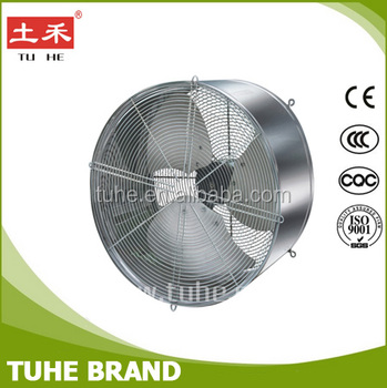 Tuhe Factory Coil Ventilation Blower Roof Exhaust Fan Manufacturers - Buy  Exhaust Fan Manufacturers,Roof Exhaust Fans Price,Coil Fan Product on