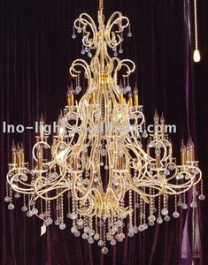 French Provincial Dining Room Chandelier Light