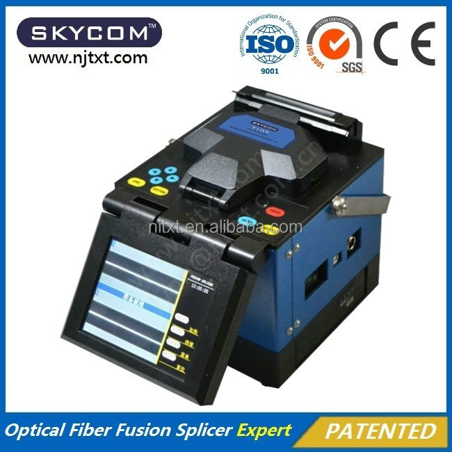 Skycom 107H underground in-line type fibre optic cable splicer