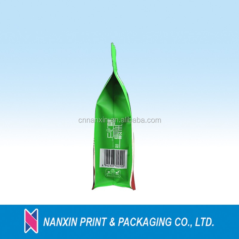 Reusable tea bag packaging tea pouch packaging
