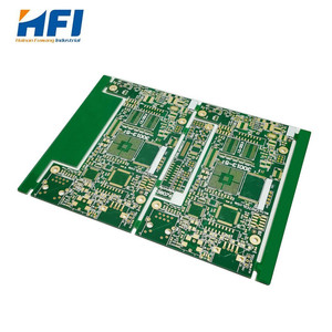 3oz each side double sided PCB board ENIG finished print circuit board