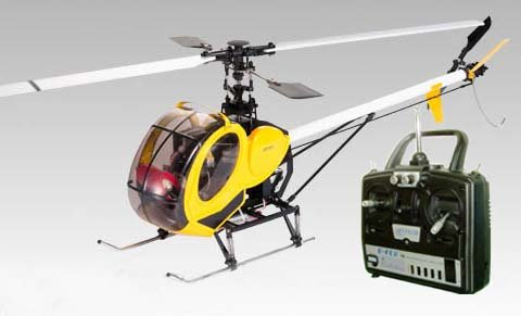 Mini hughes h300 400 classe lectrique rc h licopt re for Helicoptere rc electrique exterieur