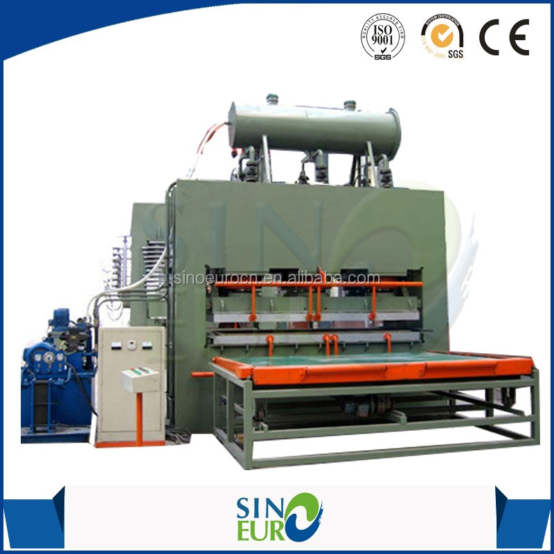 super September hot sale Melamine paper Lamination short cycle Hot Press machine for MDF and PB board
