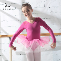 117241009 New Arrival Children Ballet girls tutu dress