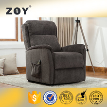 High Quality Electric Fabric Sofa Recline Power Lift Chair ZOY
