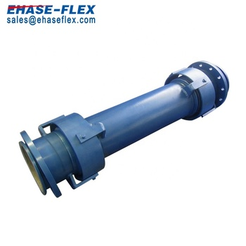 Bellows Compensator Pump Flange Connection Universal Expansion Joint Pipe