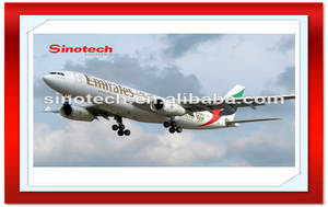 Direct air freight to Los Angeles & dropshipping to Dubai(DXB) by CZ