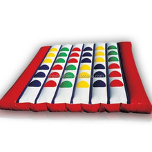 inflatable twister sport games,twister inflatable,giant twister entanglement