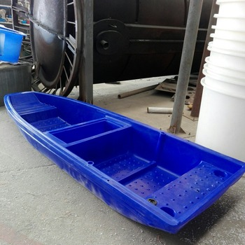 4 meters used plastic dinghy /fishing boats for sale